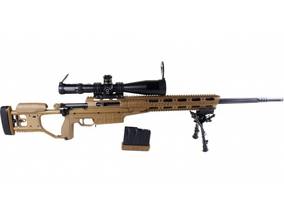 Снайперская винтовка sako trg-21 / trg-41, sako trg-22 / trg-42, sako trg-22 a1 / trg-42 a1