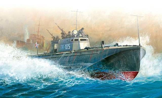 Торпедные катера типа «комсомолец»