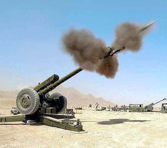 122-мм гаубица д-30 — википедия переиздание // wiki 2
