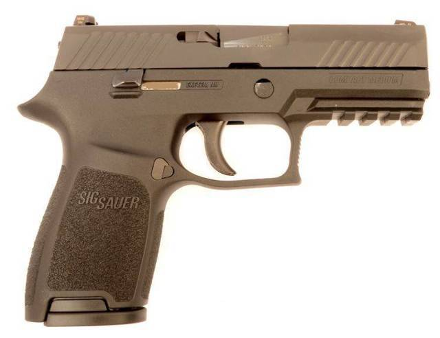 Пистолет Зауэр 38H