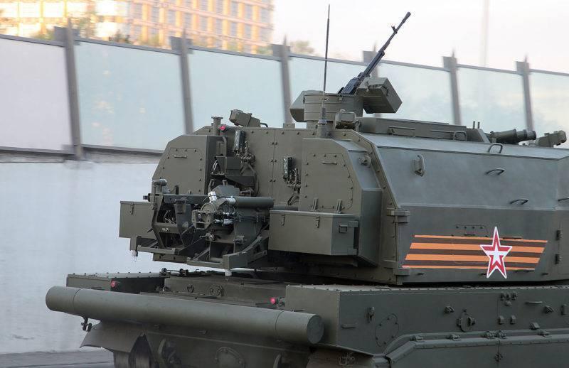 Самоходная «коалиция»: уникальность новейшей артиллерийской установки вс россии
