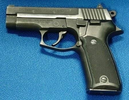 Пистолет astra 900