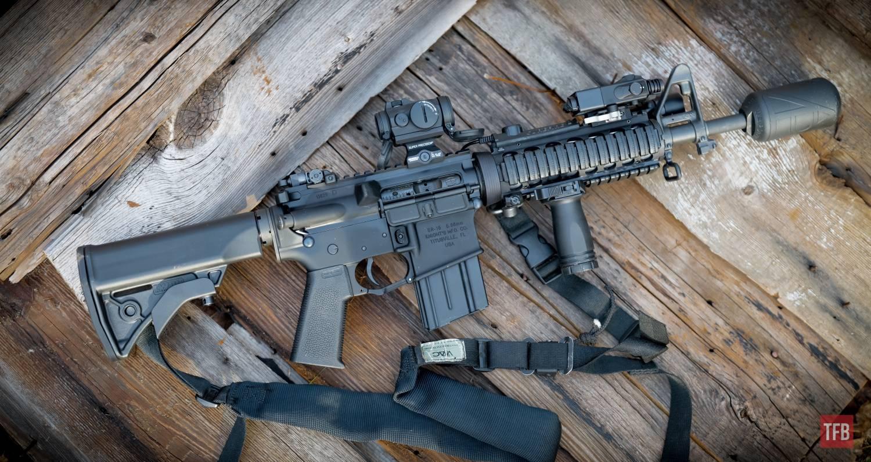 Colt ar-15a2 mthb винтовка — характеристики, фото, ттх