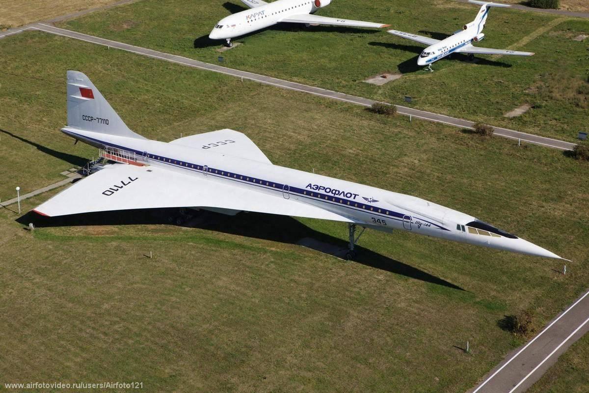 Ту-144 — википедия