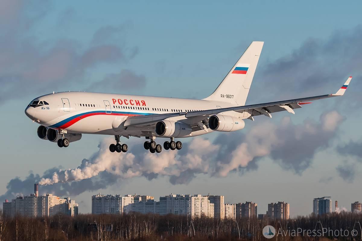 Самолет ил-96-400м приблизили к первому полету | авиатранспортное обозрение