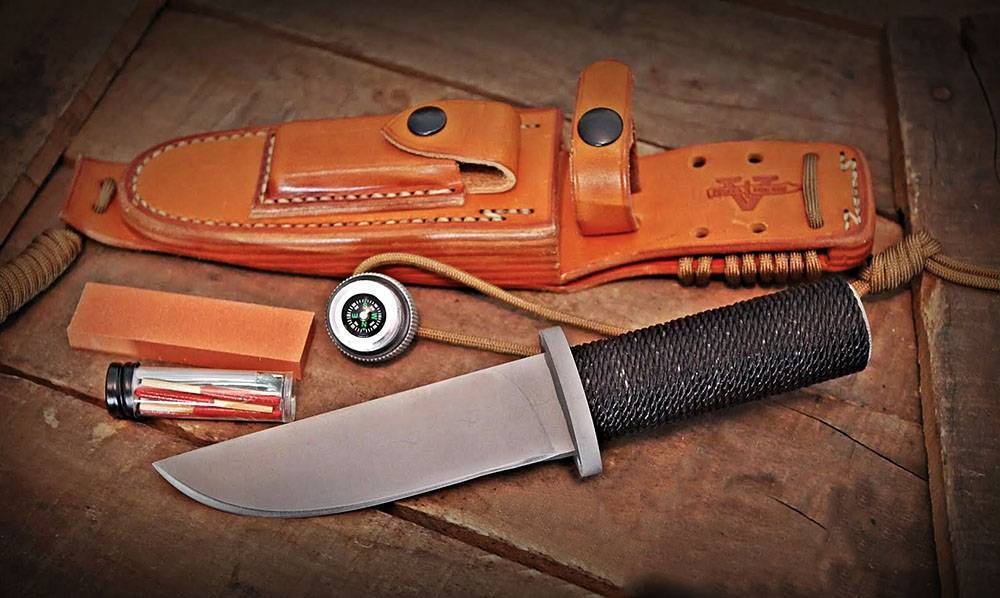 Нож для выживания – пила и молоток для летчика жизненно необходимы
