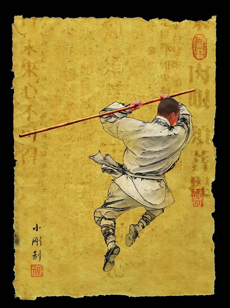 Шуангоу – парный клинок китайских воинов и шаолиньских монахов