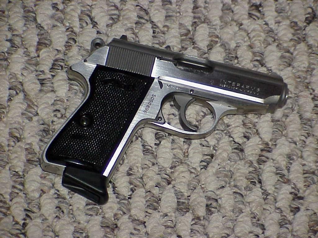 Пистолет walther mod. 1