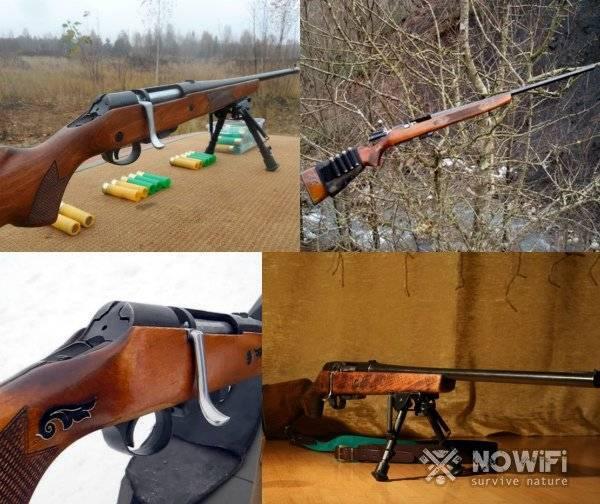 Ружье тоз 106: технические характеристики