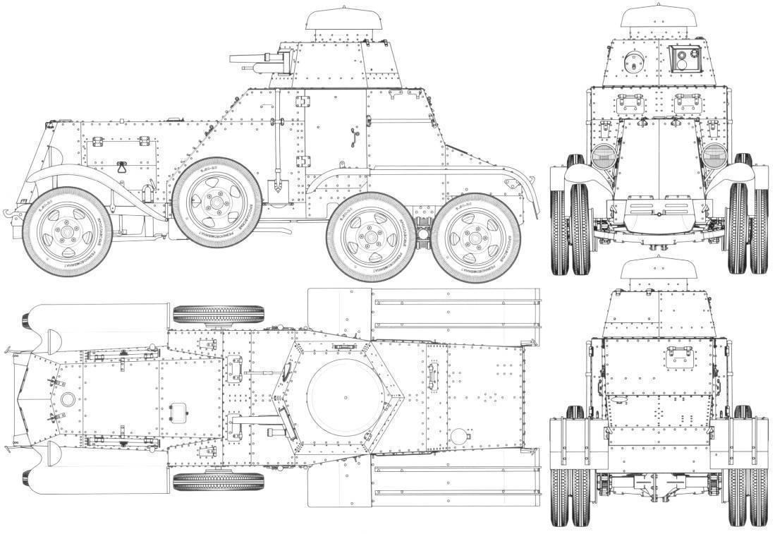 Бронеавтомобиль ба-27