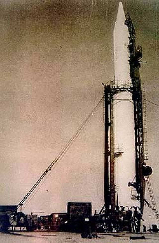 Ракета Р-1 – первый шаг от V-2 к «Востоку»