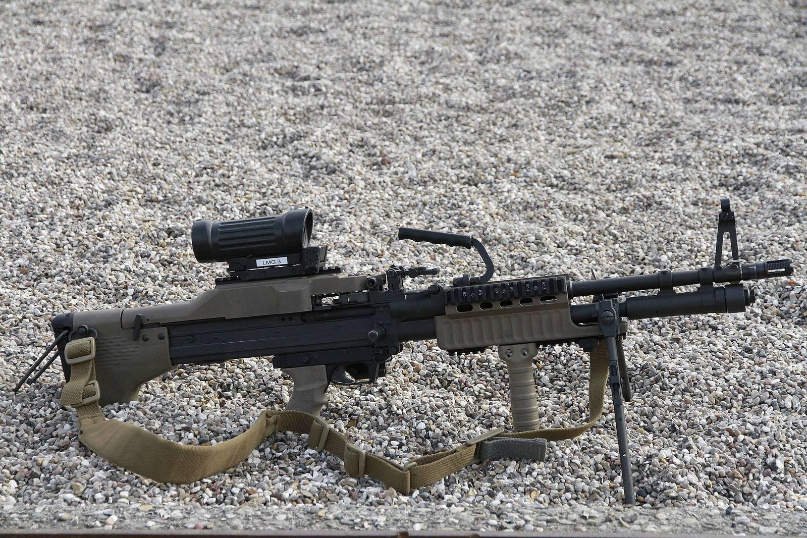 М60 пулемет о котором должны знать все