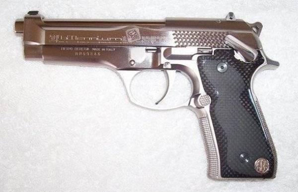 Пистолет Beretta M 92 Billennium