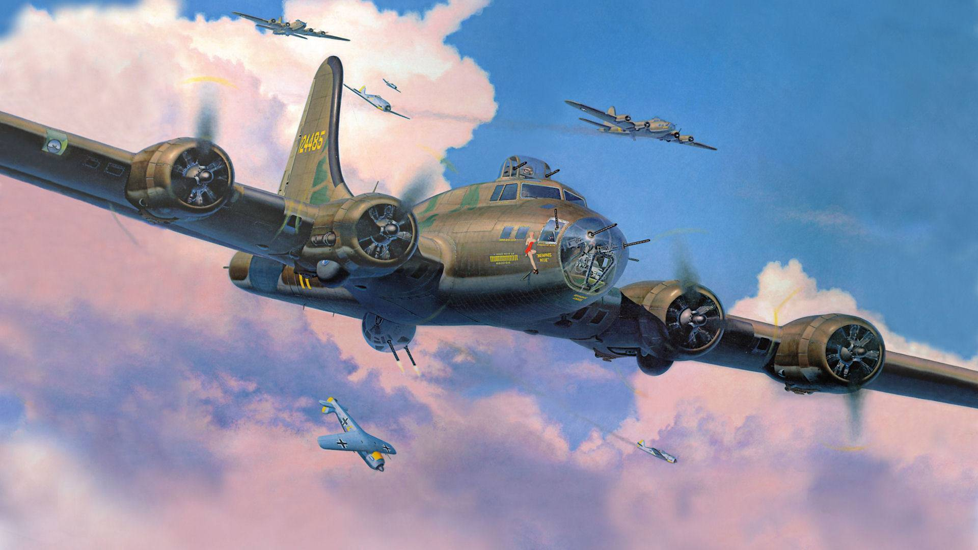Boeing b-17 flying fortress википедия