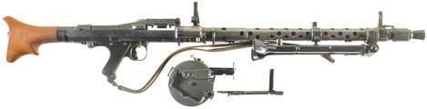 Охотничий карабин МГ-34-О