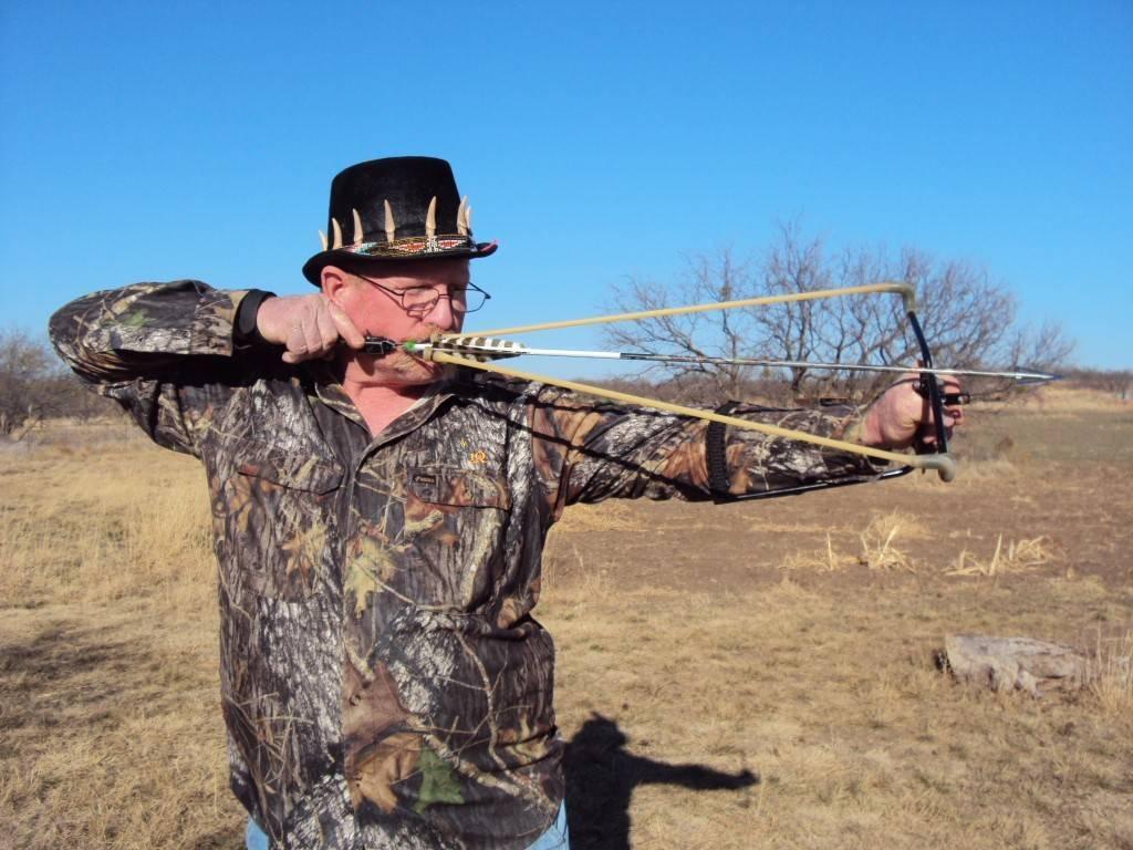 Рогатка для охоты: эффективное оружие
