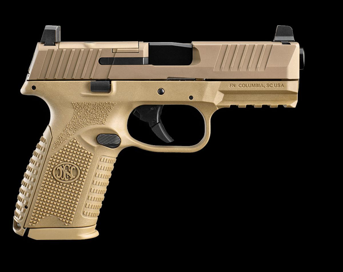 Пистолет FN 509
