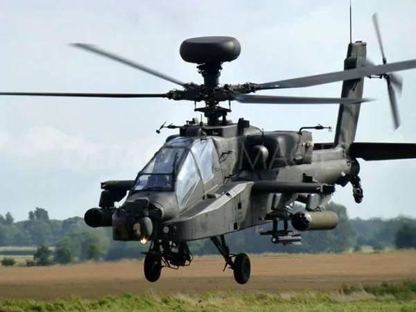Вооружение апач. вертолёт апач: легенда вооружённых сил сша
