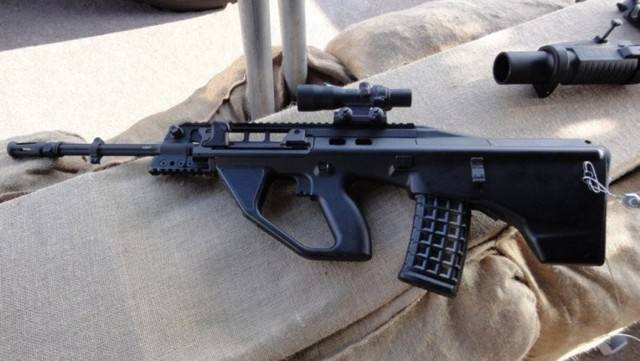 Штурмовая винтовка thales f90