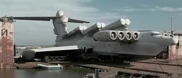 Российский ударный экраноплан станет грозой для американских вмс (видео) – новости руан