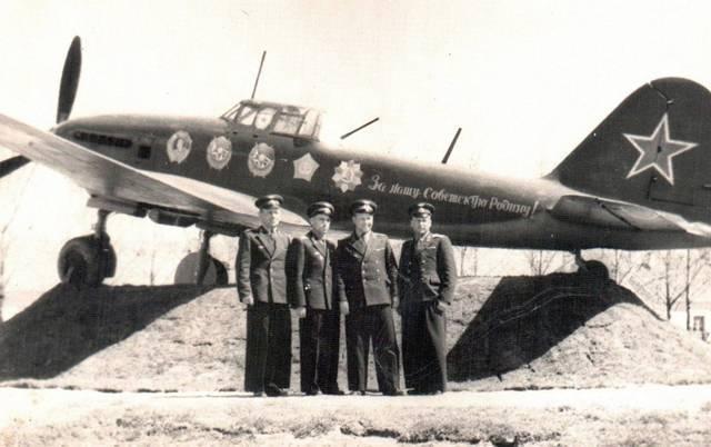 Штурмовик Ил-10 – наследник легенды