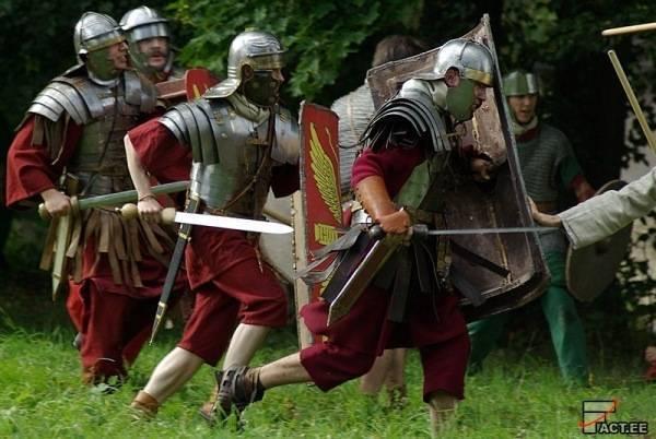 Меч гладиус – оружие победы римского легионера