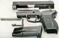 Пистолет маузер м 1910