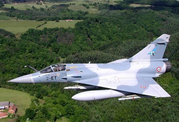 Dassault mirage 2000 — википедия