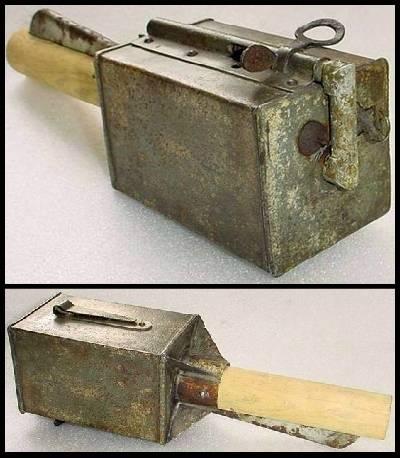 Немецкая граната м24 – легендарная «колотушка»