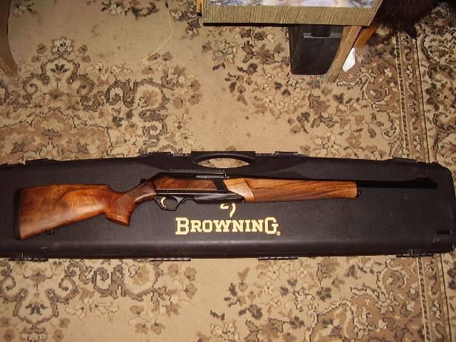 Browning bar match карабин — характеристики, фото, ттх