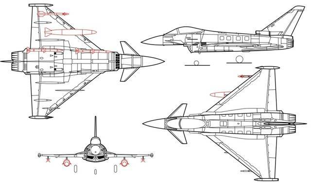 Eurofighter typhoon — википедия