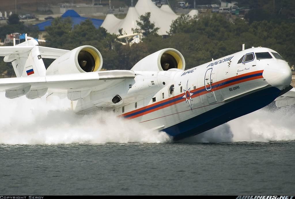 Министерство обороны рф закупит самолеты бе-200