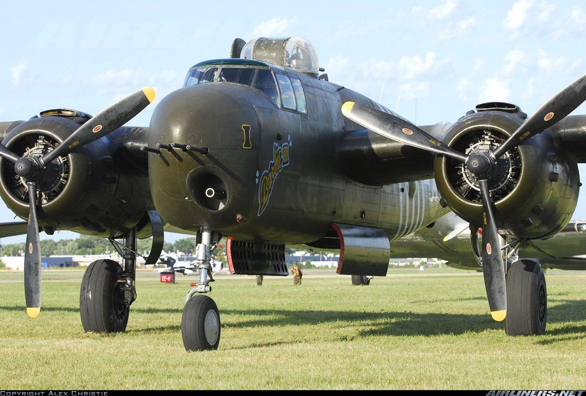 North american b-25 mitchell - вики