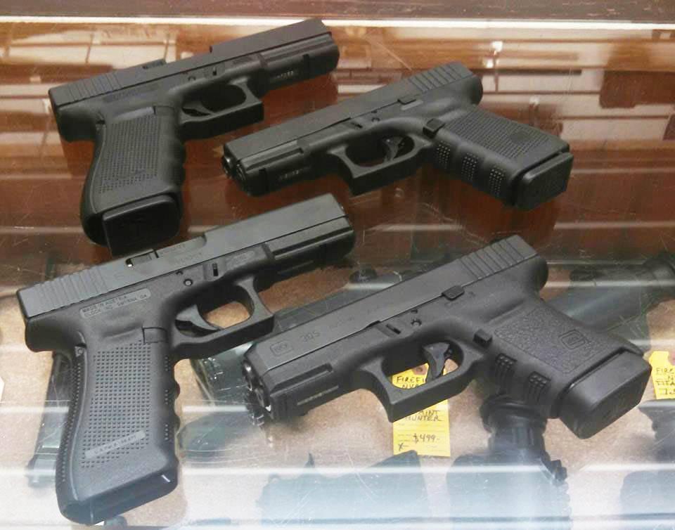 Glock 20 пистолет — характеристики, фото, ттх
