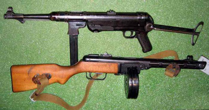 Вячеслав шпаковский. пистолет-пулемёт: вчера, сегодня, завтра. часть 4. мр-38 против ппд-38/40 и ппш-41