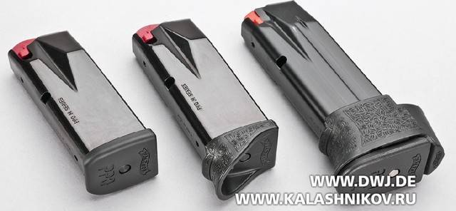 Пистолет вальтер: фото, устройство и характеристики