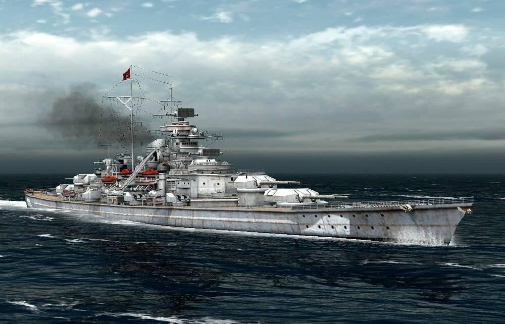 Тяжелые крейсера проекта 69 или «линкор комбинированного удара» в мире «русского буонапарте»