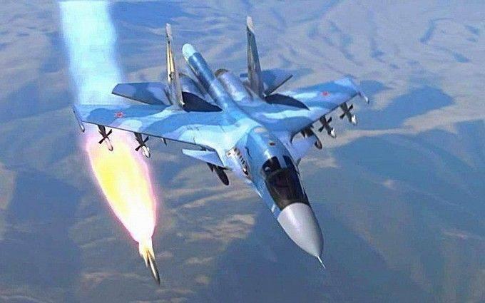 Авиация:бомбардировщики:су-34    [свободная энциклопедия мирового вооружения]