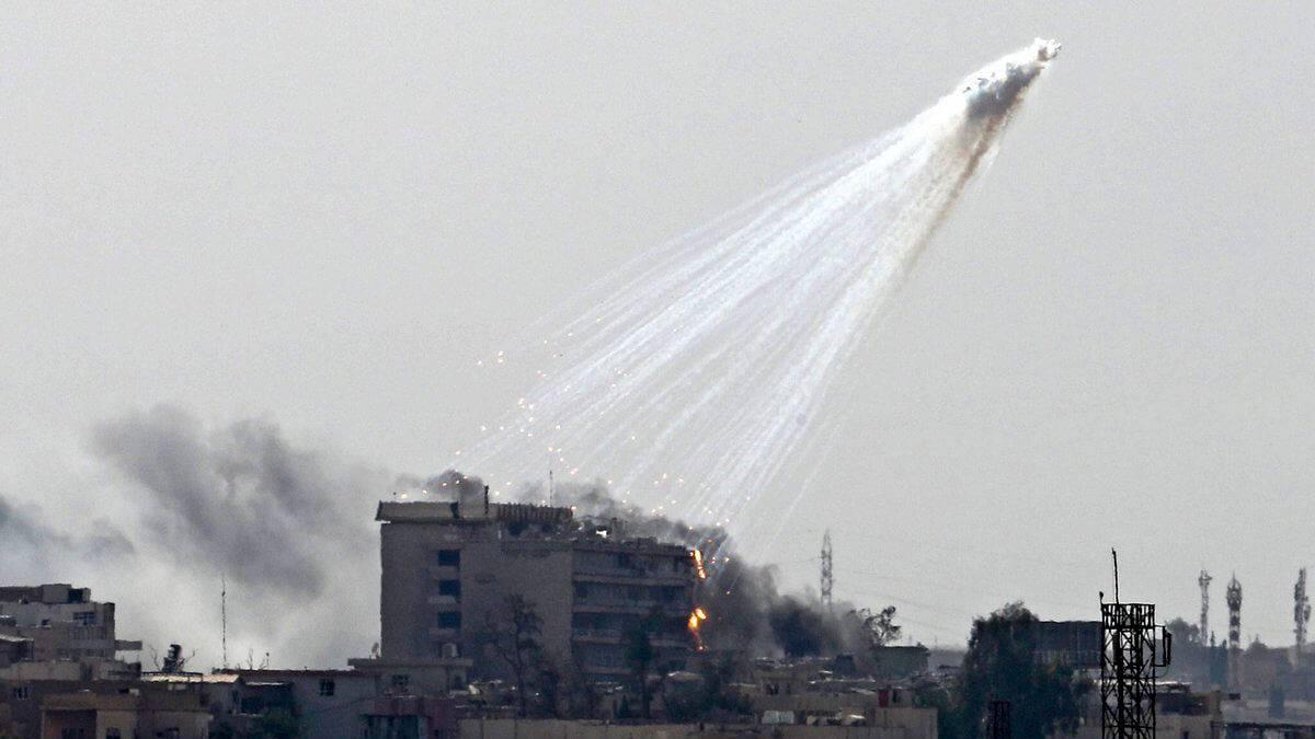 Фосфорная бомба: принцип действия и последствия. война и химия: применяют ли фосфорные бомбы на донбассе фосфорные бомбы что