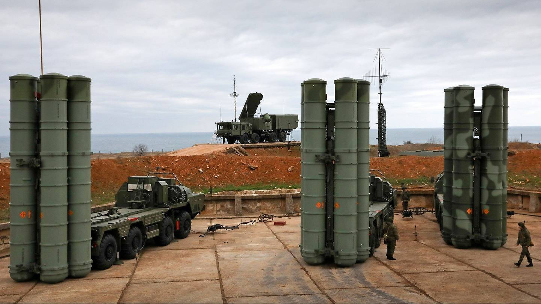 Эксперт объяснил, зачем россии понадобился зрк с-350 «витязь»