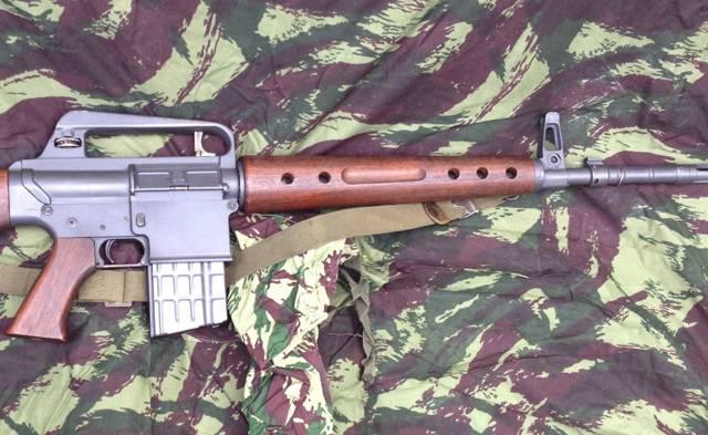 Читать онлайн штурмовые винтовки мира страница 51