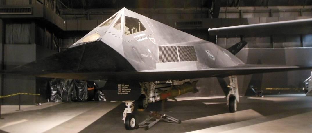 Lockheed f-117 nighthawk википедия