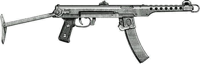 Слон против кита. сравниваем немецкий mp-40 ссоветским ппс-43 | 42.tut.by