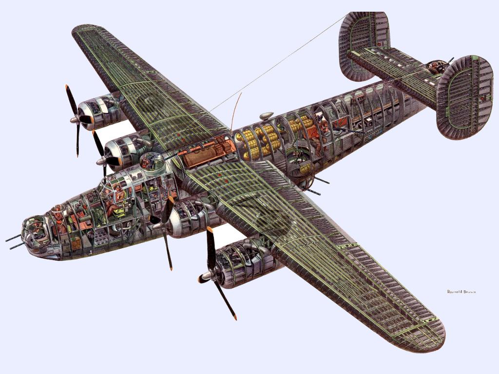 B-24 «либерейтор» 3 | военный альбом