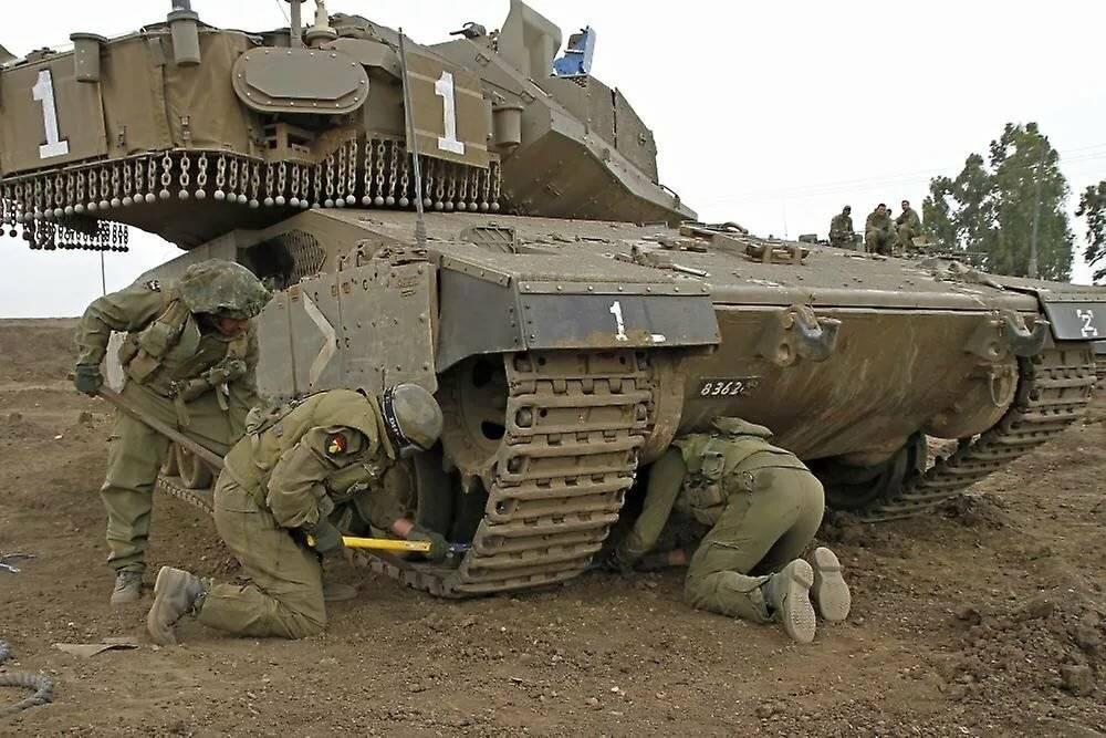 Танк «меркава» – революционная колесница бога. стальной кулак израиля создание танковых войск