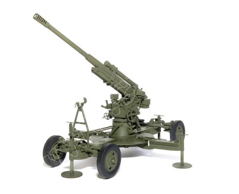 Испытания огнем и мечом: судьба советской 85-мм зенитной пушки 52К 1939 года