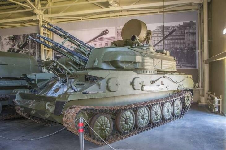 Самоходная зенитная установка зсу-23-4 «шилка»: история создания, описание и характеристики