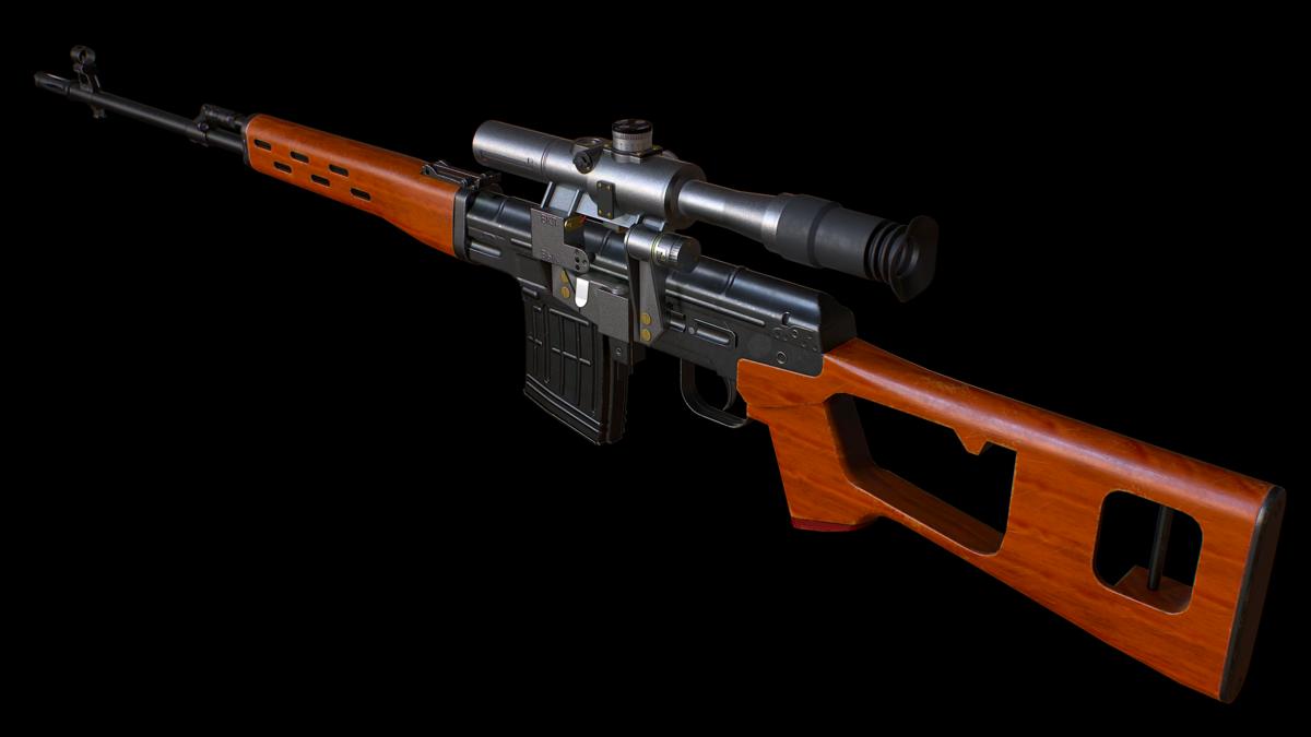 Снайперская винтовка драгунова свд ттх. фото. видео. размеры. скорострельность. скорость пули. прицельная дальность. вес
