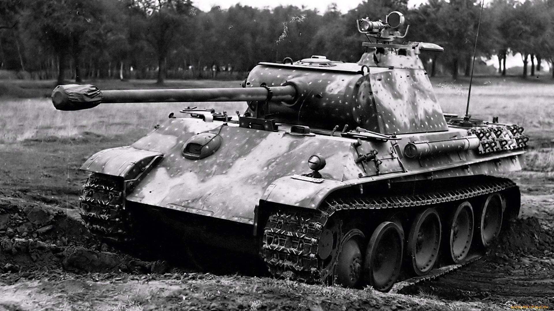 Panther mit 8,8 cm l/71 - обзор, гайд, вики, советы для среднего танка panther mit 8,8 cm l/71 из игры вот на веб-ресурсе wiki.wargaming.net