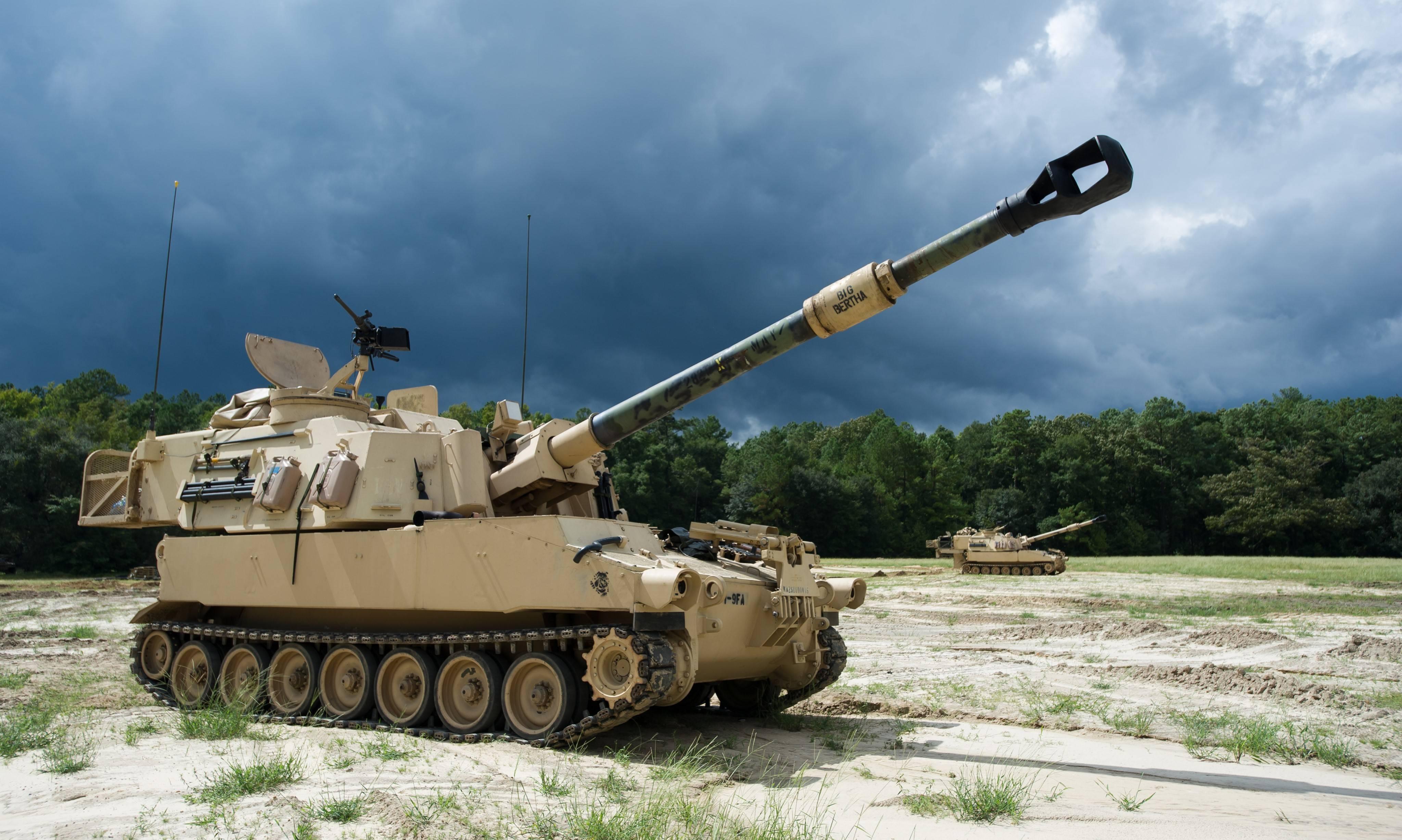 M109 (сау) — википедия. что такое m109 (сау)